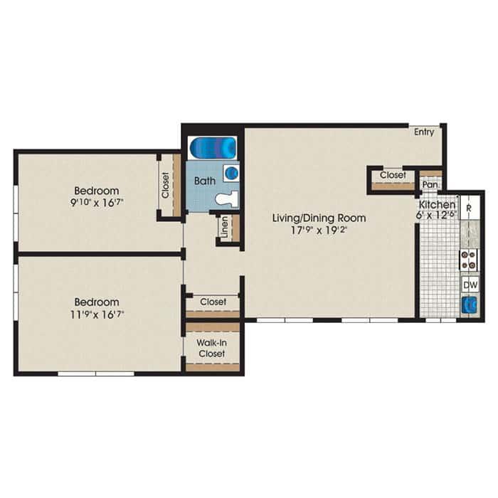 Shirlington Apartments: Park Shirlington Apartments In Arlington, VA